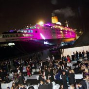 QE2 Launch NYE 2011/12